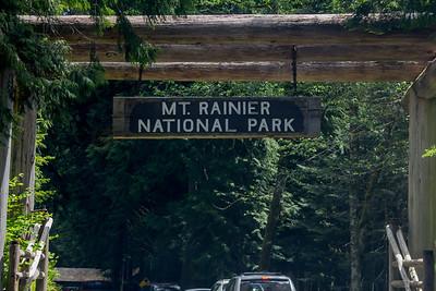 2014 Mt. Rainier National Park