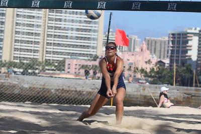 Arizona vs USC - Brooke Burling (03/18/2017)