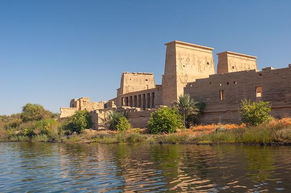 Aswan, Philae, and Felucca Ride