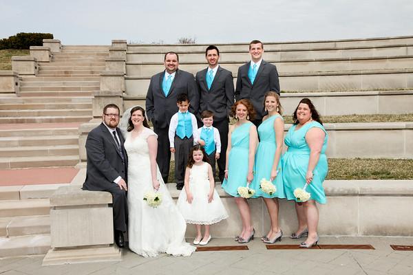 Bucksten - Wedding Party