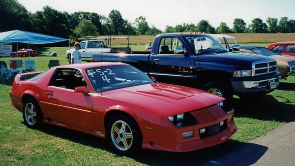 1991 Chevrolet Camaro Z28 .  .  .