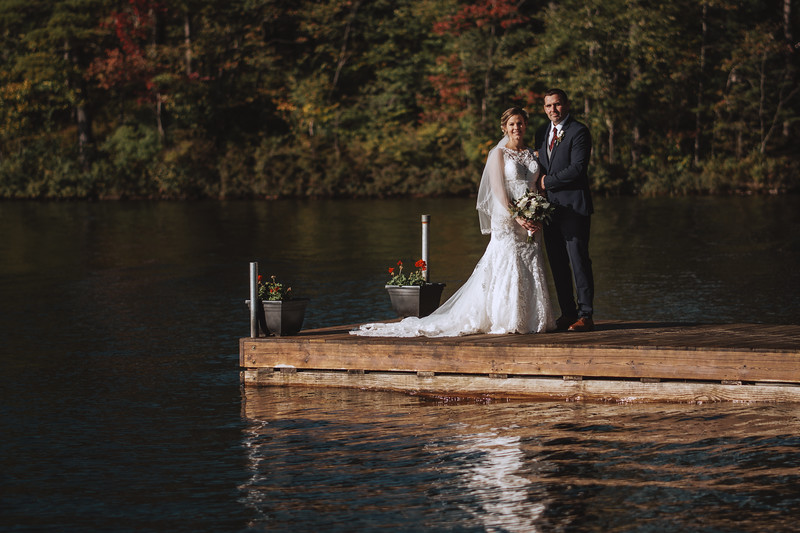 White Lake Lodges Rustic Adirondack Wedding 104.jpg