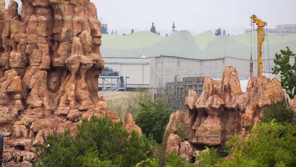Disneyland Resort, Disneyland, Adventureland, Tarzan, Treehouse, Big Thunder Mountain Railroad, Big, Thunder, Star Wars Land, Star, Wars, Land