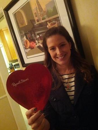 2013 Feb 13-14 Valentine's Day
