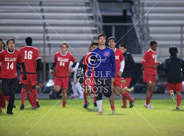 2014-03-05 Soccer Varsity Boys Bellaire v Lamar