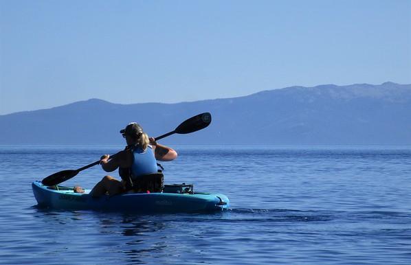 July 2020 Lake Tahoe 'Yak trip