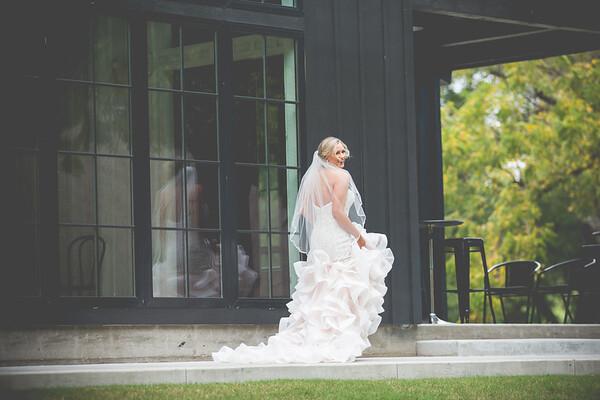 Kristen's Bridals @ Spain Ranch