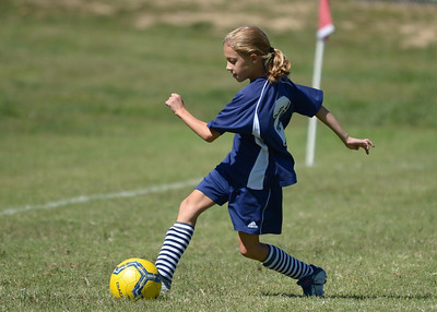 St Clare Girls Soccer - 3G