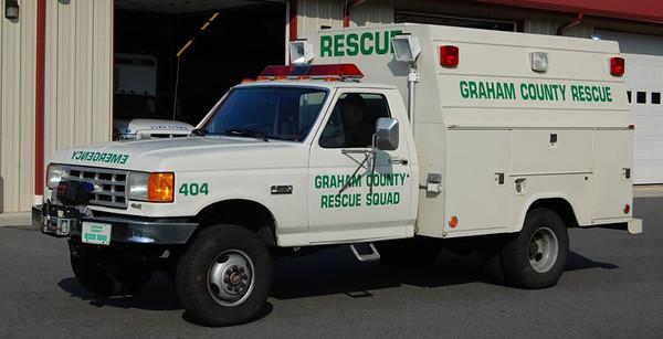 Graham County Rescue Squad