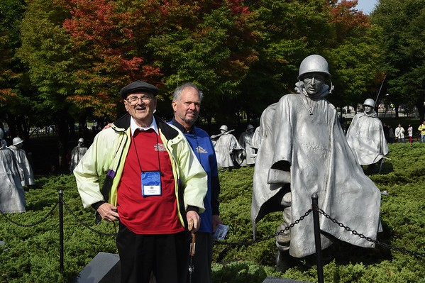 Korean War Memorial October 11