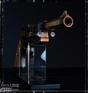 Firefly - Mal's Gun Frontier Model B