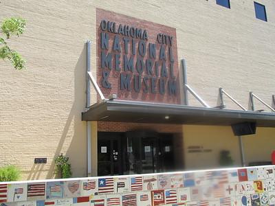 Oklahoma City Aug 14 Memorial