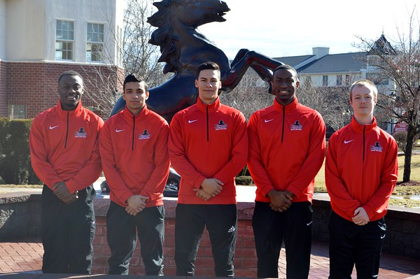2018-19 Men's Track and Field