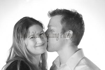 Josh and Michelle