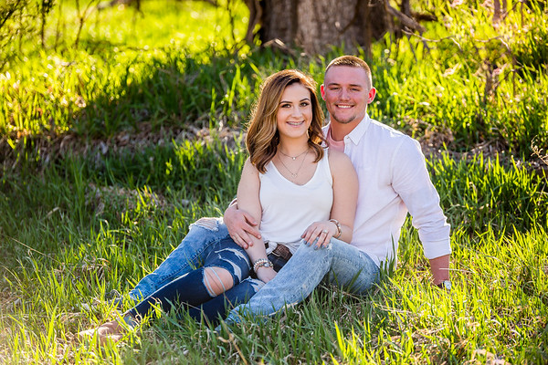 Kaylee + Kelton Engagement Session
