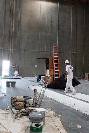 Warehouse Work In Progress