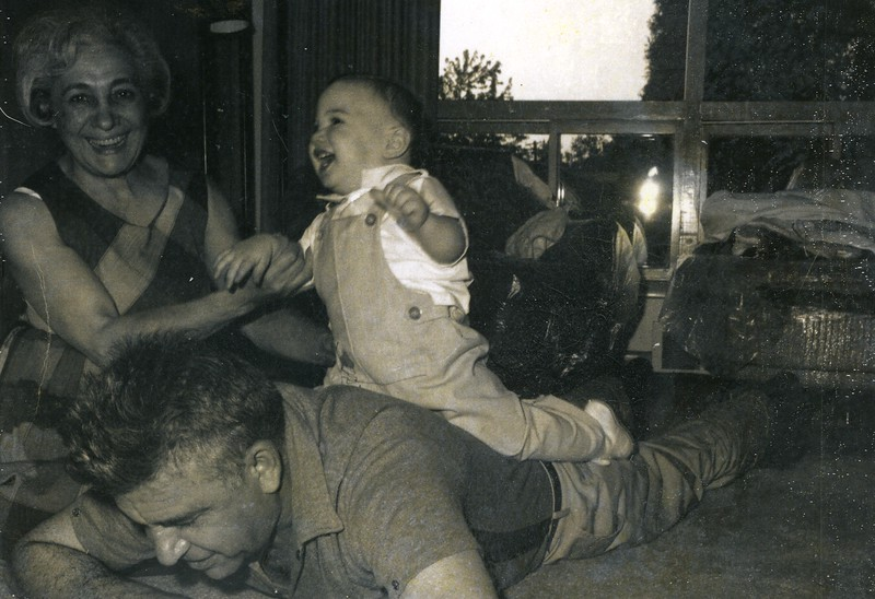 1966 053 Bryan with Mamaw and Pawpaw (6 mos).jpg