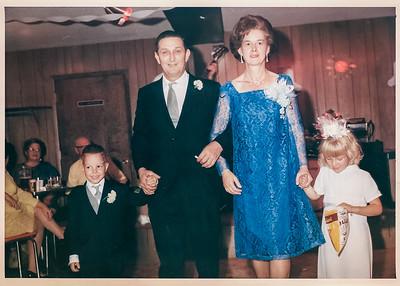 Mom and Dad's Wedding Photos
