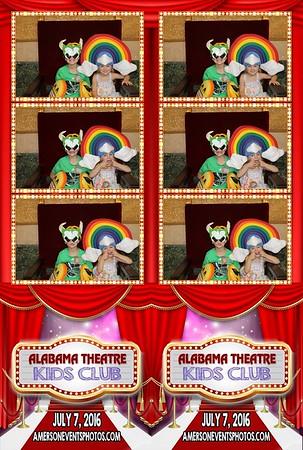 Alabama Theater 2016