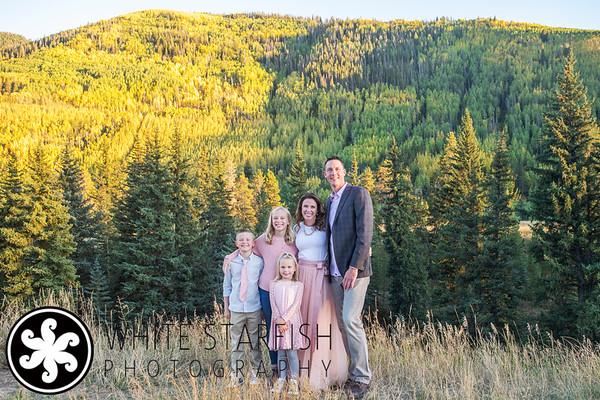 Vail Family Photos - Betty Ford Alpine Gardens - Templeman