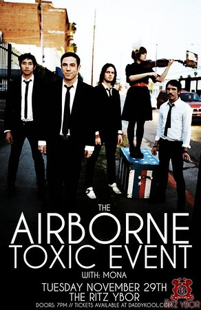 The Airborne Toxic Event November 29, 2011