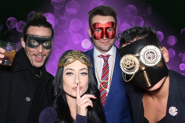 The Curtis & Corner Office Masquerade Gala 2/17/2020