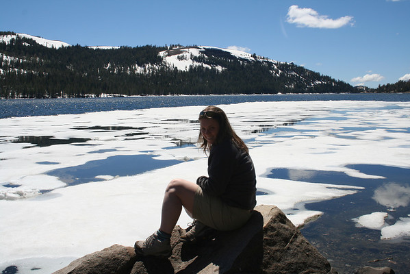 TAHOE NATIONAL FOREST-DONNER PASS TO TRUCKEE CALIFORNIA