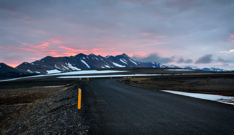 Night in Iceland