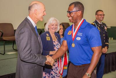 5-23-18 Pinellas Park Veteran's Service Awards