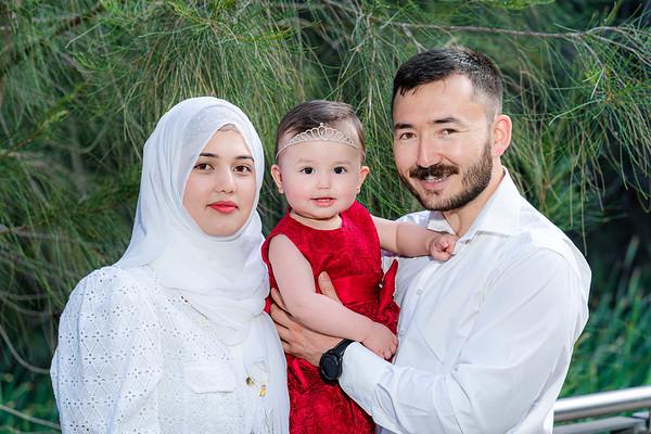 The Jafari Family