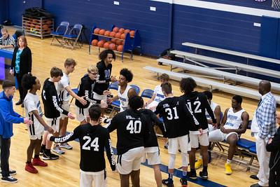 RCS Boys Basketball Varsity 2020