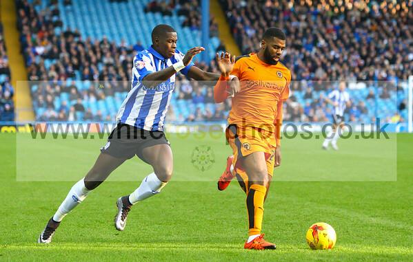 Sheffield Wednesday v Wolves 20 - 12 - 15