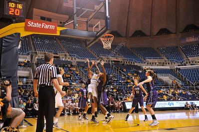 28725 Women's Basketball vs. TCU