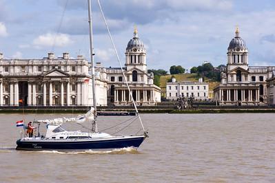 Royal Naval College, Greenwich, London, United Kingdom