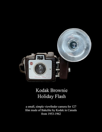 Kodak Brownie Holiday Flash 1953-1962