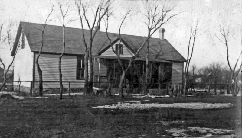 William and Sarah Jane Wilcox home in Flandreau, SD