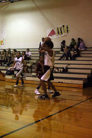 Wheat Middle School vs Summer Creek Jan 24, 2011