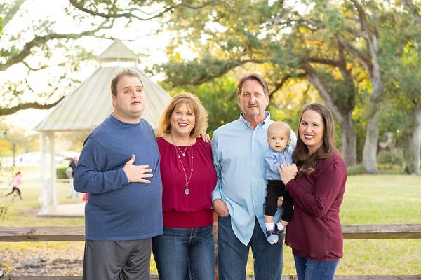 Jill & Brian Family 2018-2