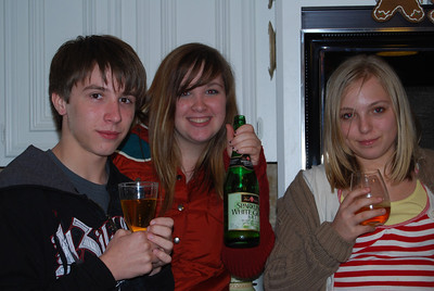 New Year's Eve 2008
