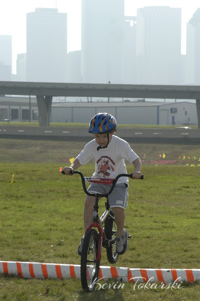 West End  Cyclocross, Stude Park, Houston, January 9, 2005 - Pee Wees