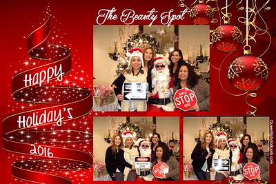The Beauty Spot Holiday Party 2016