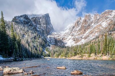 Hallett Peak/Dream Lake