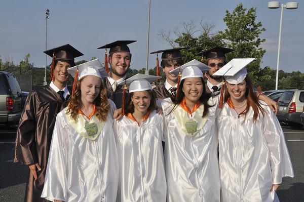 Perkiomen Valley High School Class of 2011 graduation