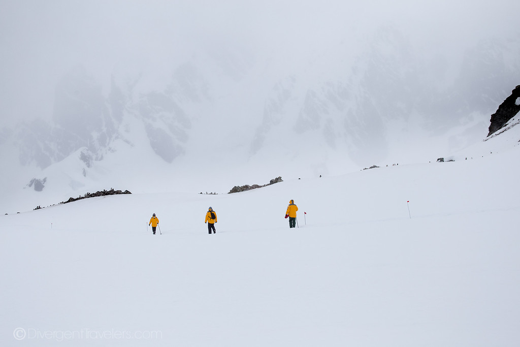 Can you go to Antarctica - Hiking - Lina Stock