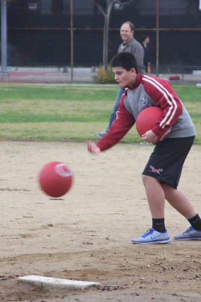 O'Gara Kickball Game