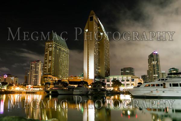San Diego Nighttime