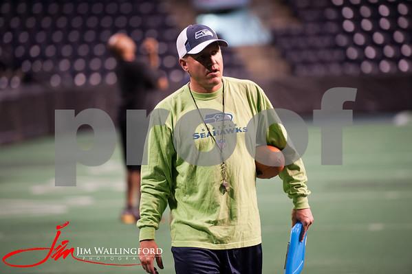 Seattle Mist practice 7-4-13
