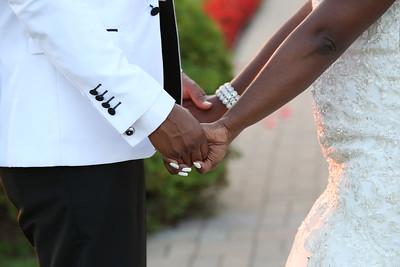 Dennard Wedding Day