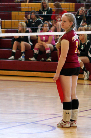 2010 Varsity Volleyball