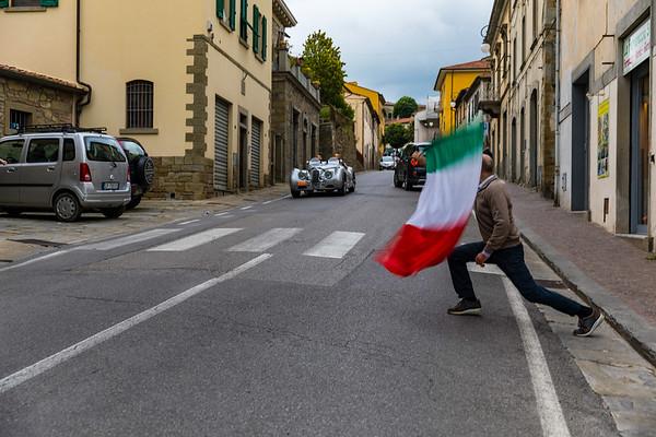 Arezzo to Orvieto
